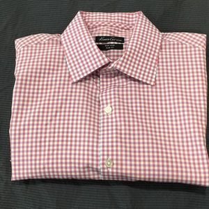 Kenneth Cole causal button down